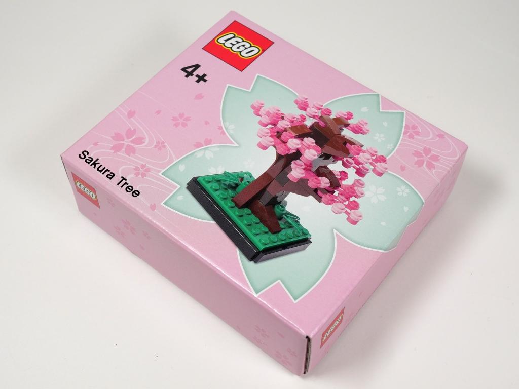 LEGO Sakura tree